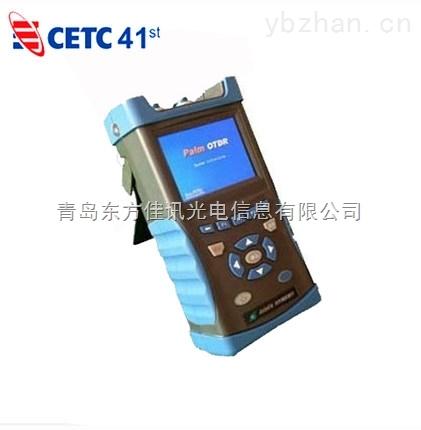 宁夏青海中电41所OTDR掌上型光时域反射AV6416只需17500火爆热销