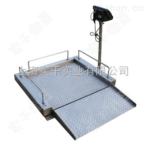 輪椅體重秤-輪椅體重秤