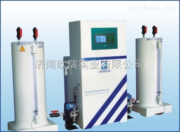 RJ(基本型)二氧化氯发生器