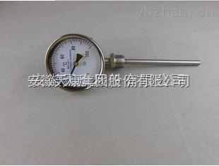 天康径向双金属温度计