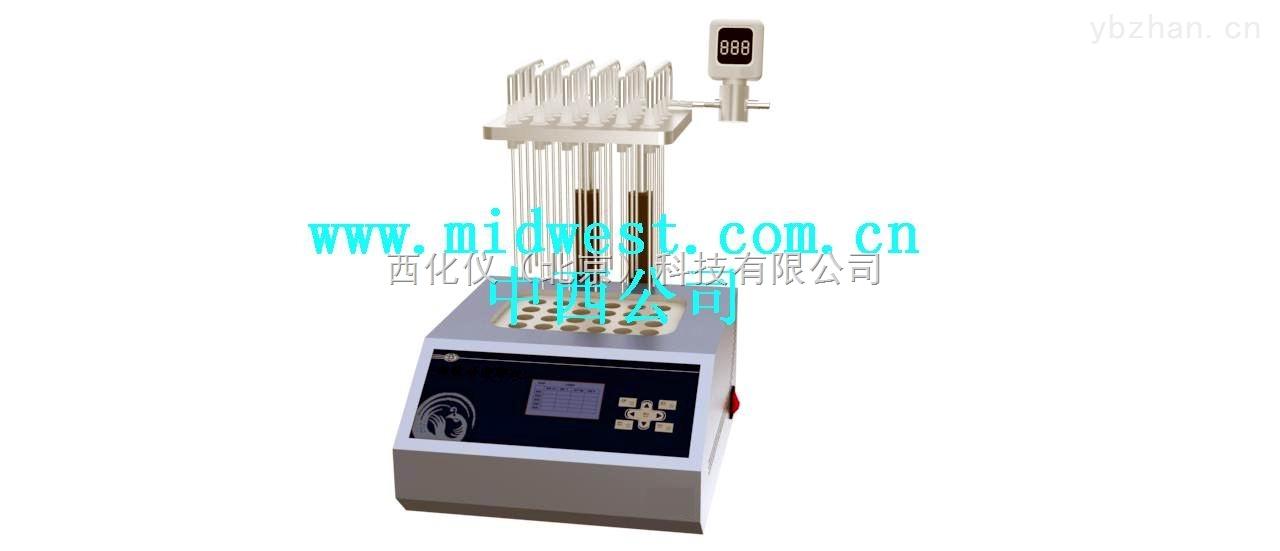 氮吹浓缩仪 型号:M75042库号:M75042