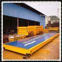 無錫120噸電子汽車衡 3x18米工地專用加固地磅秤120T