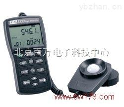 DT306-TES-1339R-记忆式照度计