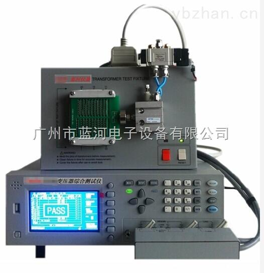 國產高頻變壓器綜合測試系統