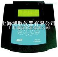 热电厂化验室测超纯水电导率值0.01-30us/cm中文液晶型
