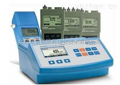 JC16-HI9804N-水质快速多参数流动实验室 ,水质现场监测仪
