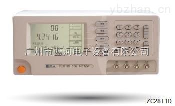 經銷ZC2811D數字電橋 經濟實用型ZC2811D LCR元件測試機 特價機 LCR電橋