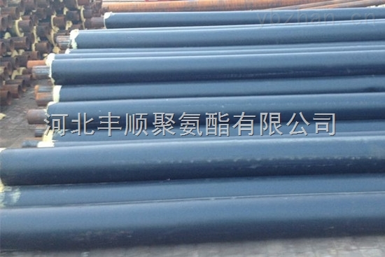 聚氨酯高温蒸汽保温管适用行业,高温蒸汽管道详细说明