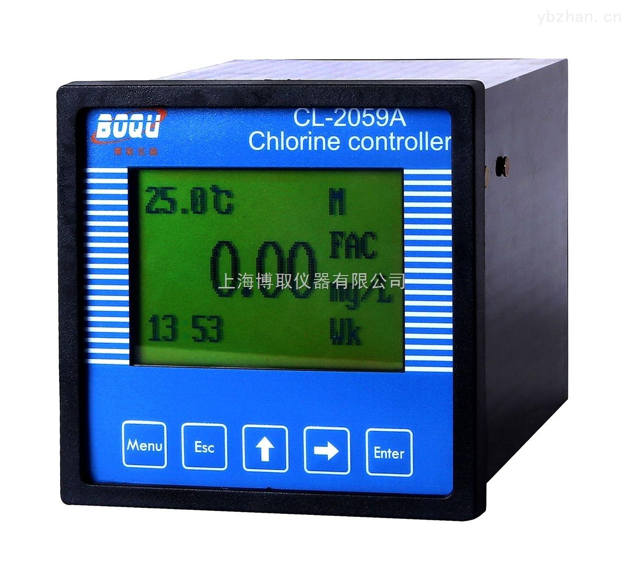 CL-2059A-自來水廠安裝在線余氯檢測儀|總氯,二氧化氯使用原理