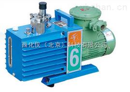 防爆直聯旋片式真空泵 型號:ZL8/2XZF-6C庫號:M103246