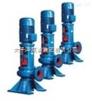 150LW140-7-5.5WL直立式排污泵-100WL