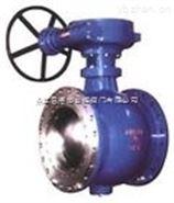 PBQ340H-10C-DN350气动不锈钢偏心半球阀