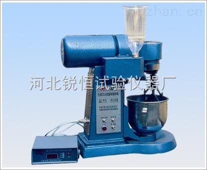 JJ-5行星式水泥胶砂搅拌机定安
