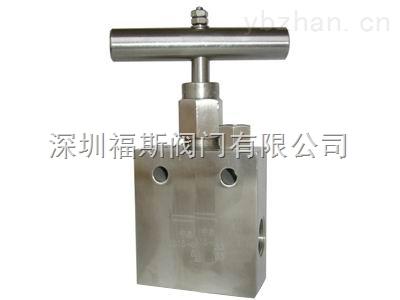 Miller-進口高壓針型閥