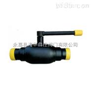 Q361F燃气专业直埋式全焊接球阀
