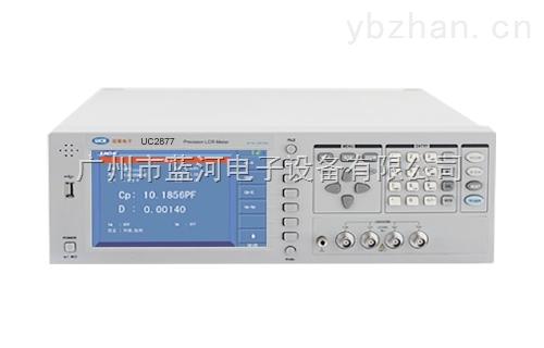 优策UC2876高频LCR元器件测试仪20 Hz-5MHz,10mHz分辨率