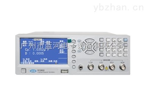 UC2652電容機 測試頻率10KHz  電容量測試儀 廣州總經銷