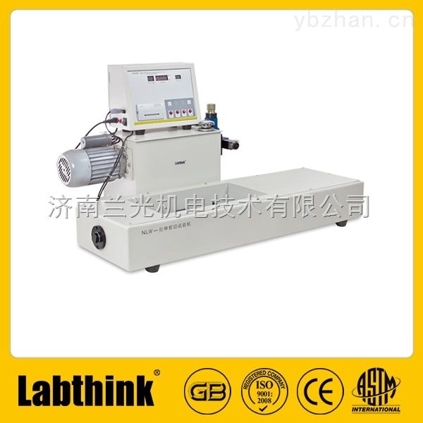 胶粘剂压缩剪切强度试验机