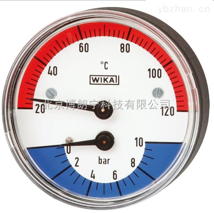 wika溫度壓力表