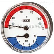 wika温度压力表
