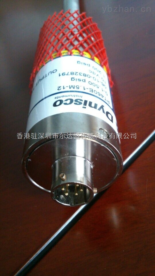 Dynisco直杆高温熔体压力变送器