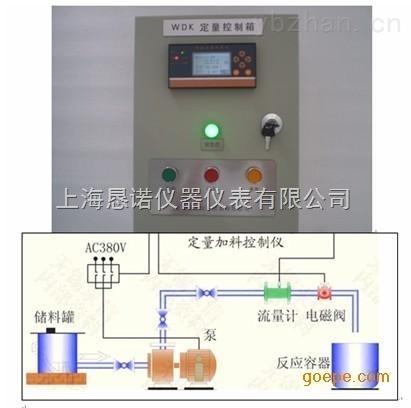 WDK定量控制箱