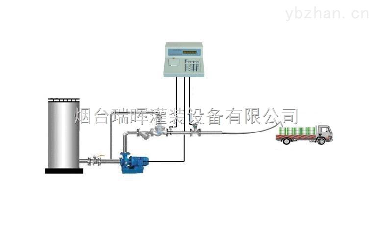 冰醋酸自动化灌装200公斤大桶计量设备