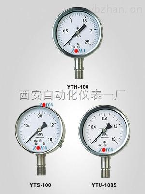 YT系列特种压力表