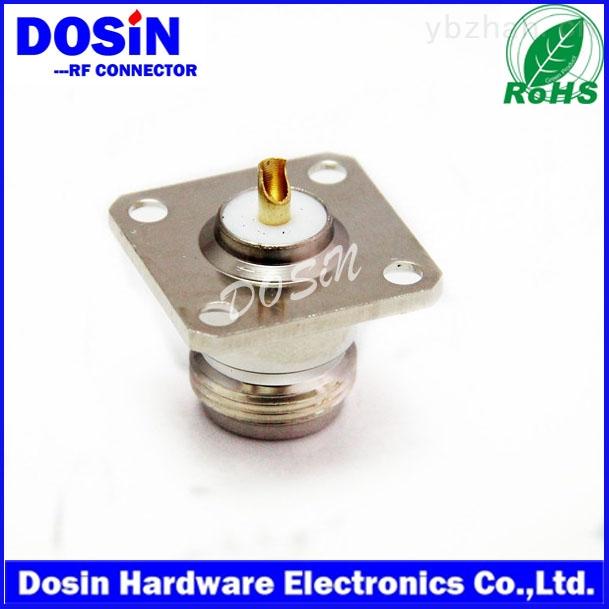 DOSIN-811-焊線成型式N型射頻連接器  N型接頭三件套