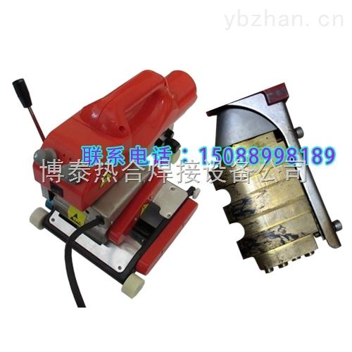 三焊缝防水板爬焊机