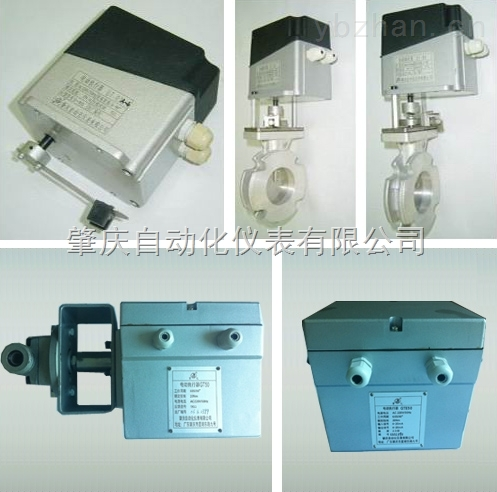 GT系列角行程电动执行器