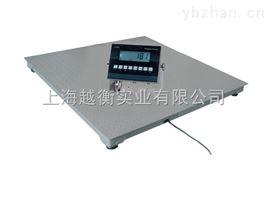 1*1m/5吨电子磅价格 5t电子地磅报价