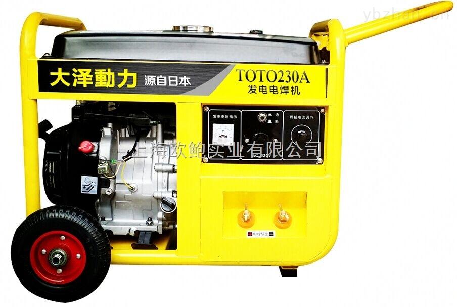 230A发电电焊机/发电电焊机图片