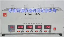 HCJ-4B(双数显)水浴恒温磁力搅拌器
