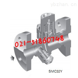 斯派莎克SMC32Y双金属式疏水阀