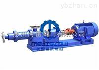 進口不銹鋼螺桿泵