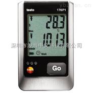 Testo 176P1 溫濕度及壓力記錄儀