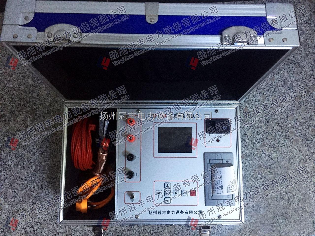 扬州高精度直流低电阻测试仪