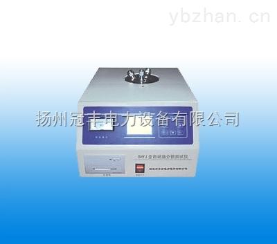 JS-C变频抗干扰介损测试仪方便安全