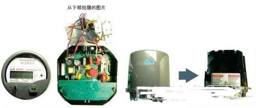 ddyz188c-z智能电表内部结构