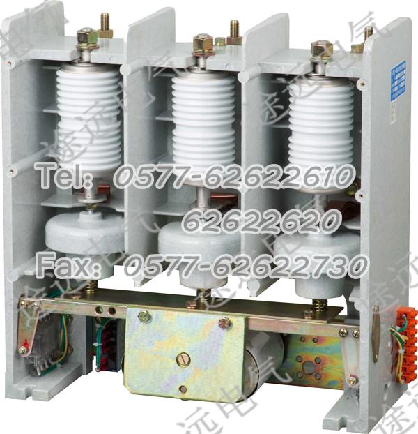 技术参数 该系列真空接触器用于12kv以下电力网络系统中,两台真空
