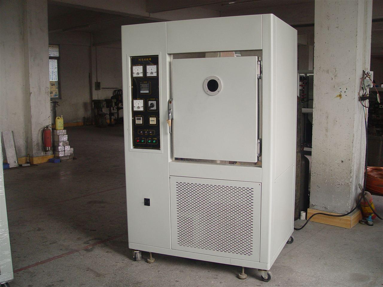 实验仪器 试验箱 老化箱 艾思荔模拟仿真测试设备 氙灯老化试验箱 >
