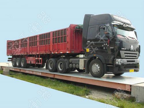 100吨汽车衡