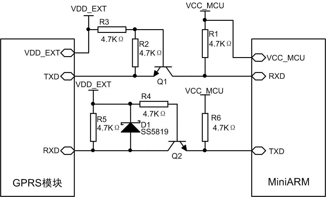 arm核心板之电平转换电路(下)