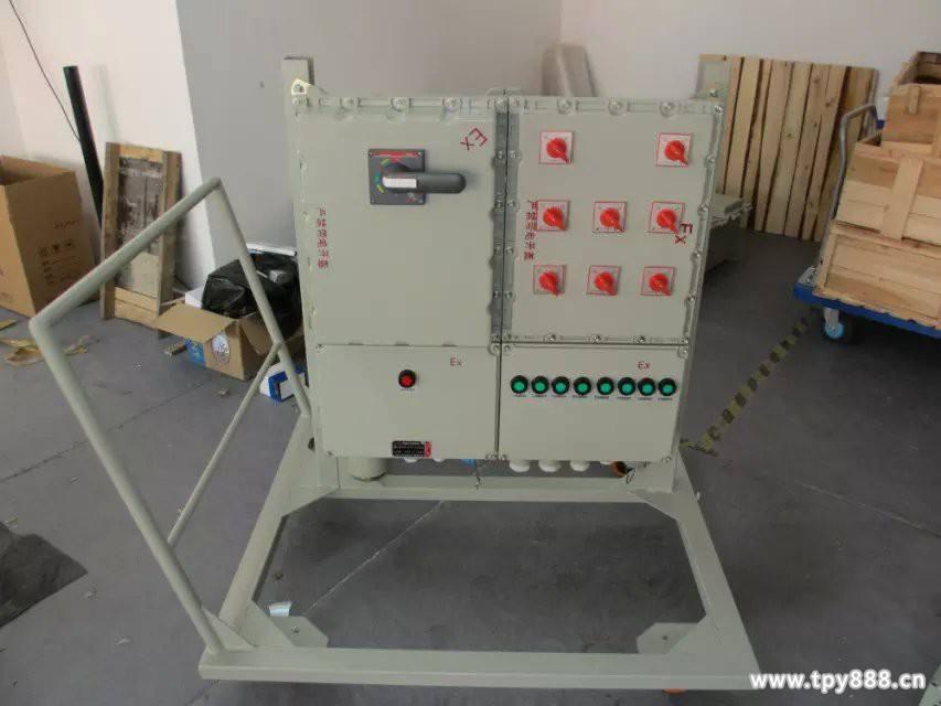bxs 推车式防爆移动检修电源箱