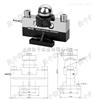 汽车衡传感器50T汽车衡传感器,上海汽车衡传感器