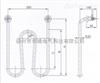 SRJ2-380V/7KW型管状电加热器